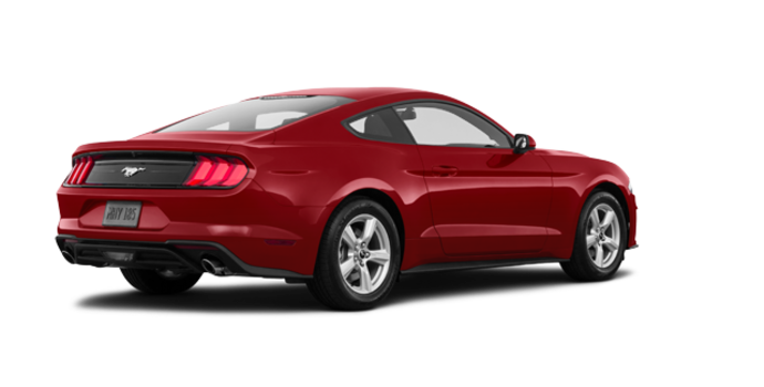 2018 Ford Mustang EcoBoost Fastback | Photo 5 | Ruby Red Metallic Tinted Clearcoat