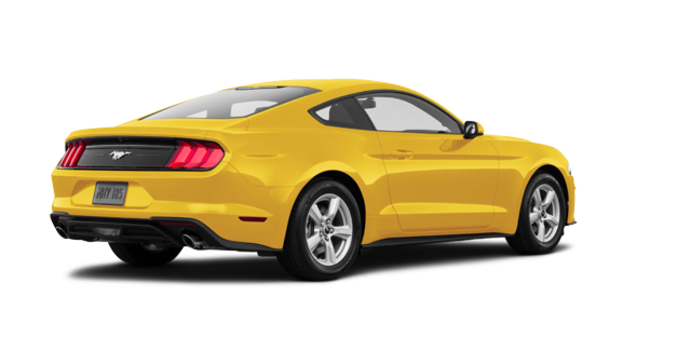 2018 Ford Mustang EcoBoost Fastback | Photo 5 | Triple Yellow Tri-Coat