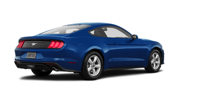 2018 Ford Mustang EcoBoost Fastback | Photo 5 | Lightning Blue Metallic