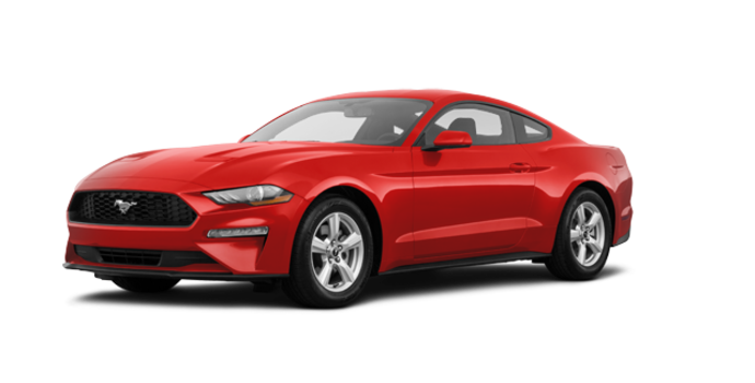 2018 Ford Mustang EcoBoost Fastback | Photo 6 | Race Red