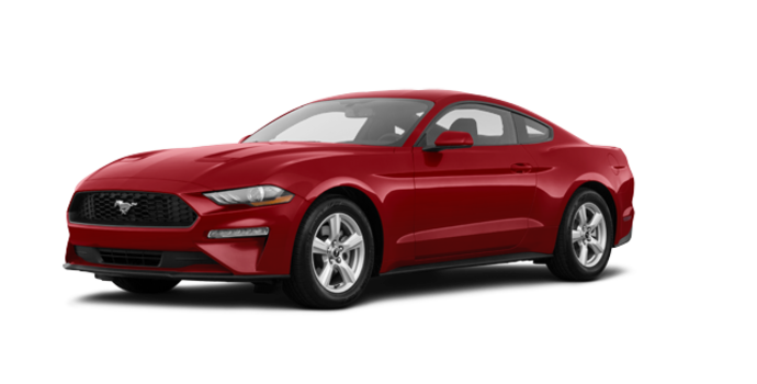 2018 Ford Mustang EcoBoost Fastback | Photo 6 | Ruby Red Metallic Tinted Clearcoat