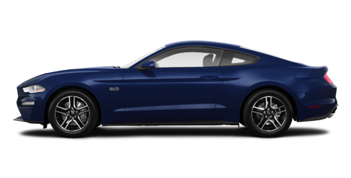 2018 Ford Mustang GT Fastback | Photo 4 | Kona Blue