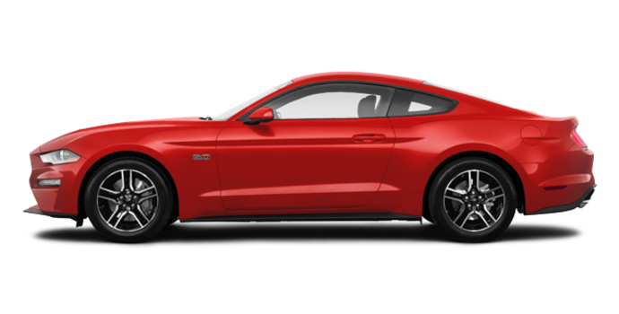 2018 Ford Mustang GT Fastback | Photo 4 | Race Red