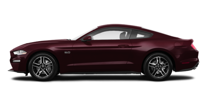 2018 Ford Mustang GT Fastback | Photo 4 | Royal Crimson Metallic Tinted Clearcoat