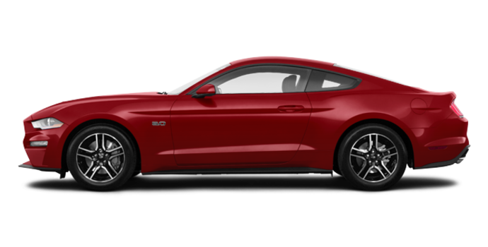 2018 Ford Mustang GT Fastback | Photo 4 | Ruby Red Metallic Tinted Clearcoat