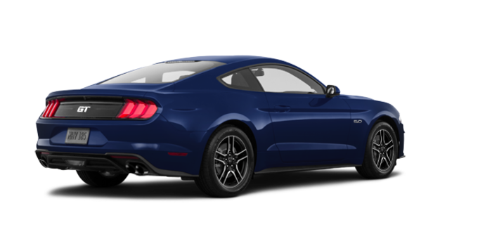 2018 Ford Mustang GT Fastback | Photo 5 | Kona Blue