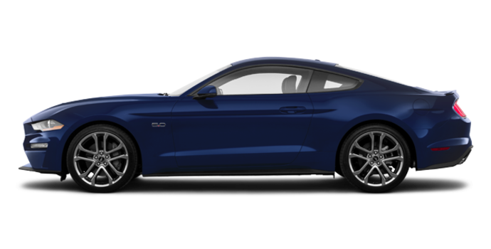2018 Ford Mustang GT Premium Fastback | Photo 4 | Kona Blue