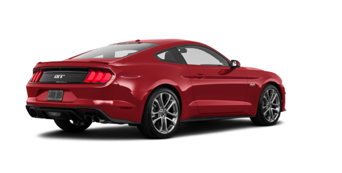 2018 Ford Mustang GT Premium Fastback | Photo 5 | Ruby Red Metallic Tinted Clearcoat