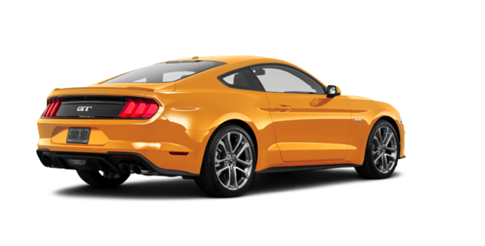 2018 Ford Mustang GT Premium Fastback | Photo 5 | Orange Fury Metallic Tri-Coat