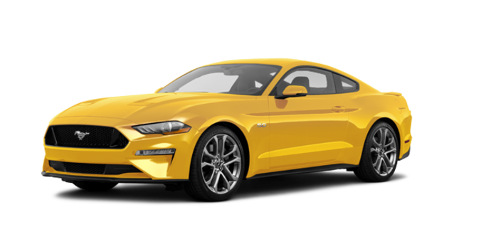 2018 Ford Mustang GT Premium Fastback | Photo 6 | Triple Yellow Tri-Coat