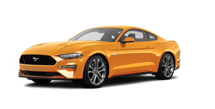 2018 Ford Mustang GT Premium Fastback | Photo 6 | Orange Fury Metallic Tri-Coat