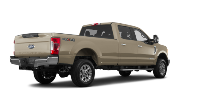 2018 Ford Super Duty F-250 XLT | Photo 5 | White Gold