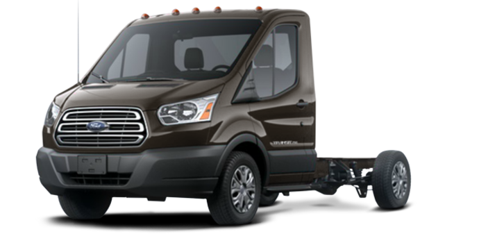 2018 Ford Transit CC-CA CHASSIS CAB | Photo 6 | Stone Grey Metallic