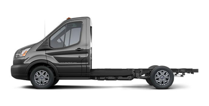 2018 Ford Transit CC-CA CHASSIS CAB | Photo 4 | Magnetic Metallic