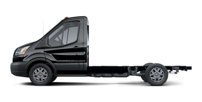 2018 Ford Transit CC-CA CHASSIS CAB | Photo 4 | Shadow Black