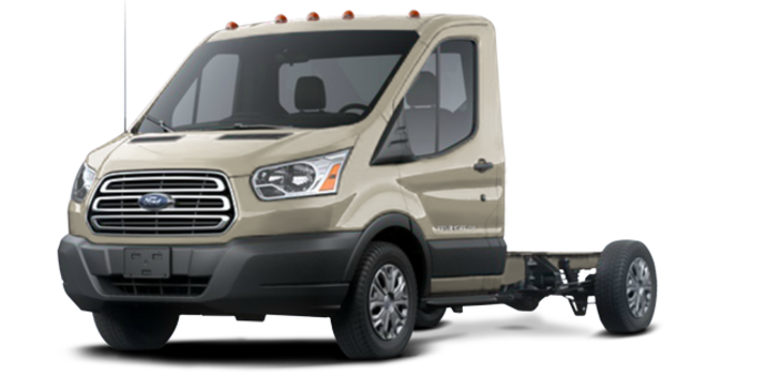 2018 Ford Transit CC-CA CHASSIS CAB | Photo 6 | White Gold Metallic