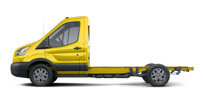 2018 Ford Transit CC-CA CHASSIS CAB | Photo 4 | School Bus Yellow