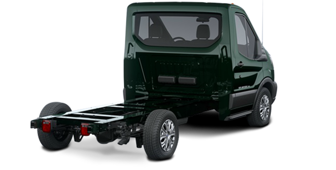 2018 Ford Transit CC-CA CHASSIS CAB | Photo 5 | Green Gem Metallic