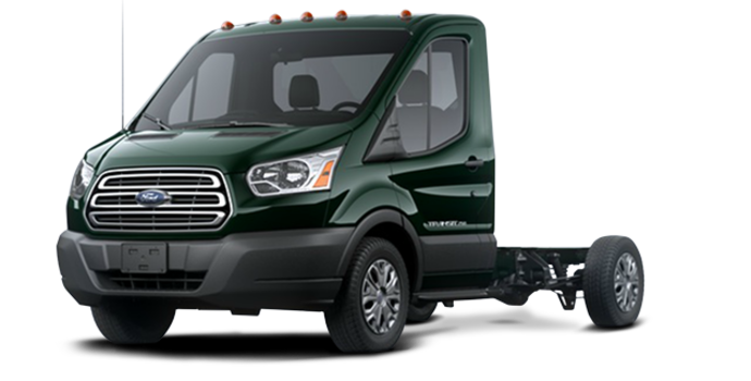 2018 Ford Transit CC-CA CHASSIS CAB | Photo 6 | Green Gem Metallic