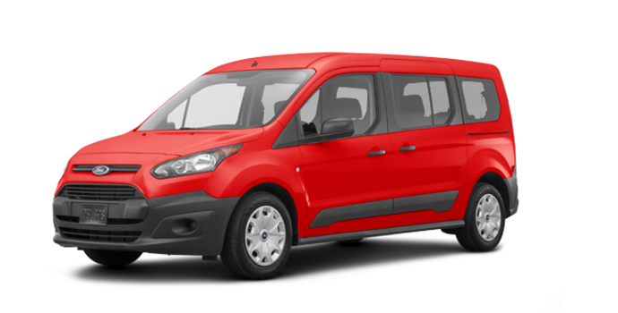2018 Ford Transit Connect XL WAGON | Photo 6 | Race Red