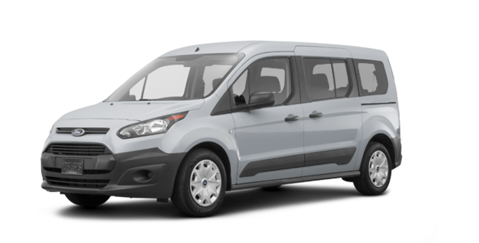 2018 Ford Transit Connect XL WAGON | Photo 6 | Silver Metallic