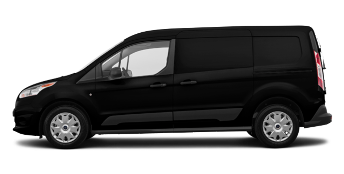 2018 Ford Transit Connect XLT VAN | Photo 4 | Shadow Black