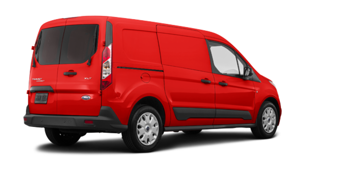 2018 Ford Transit Connect XLT VAN | Photo 5 | Race Red