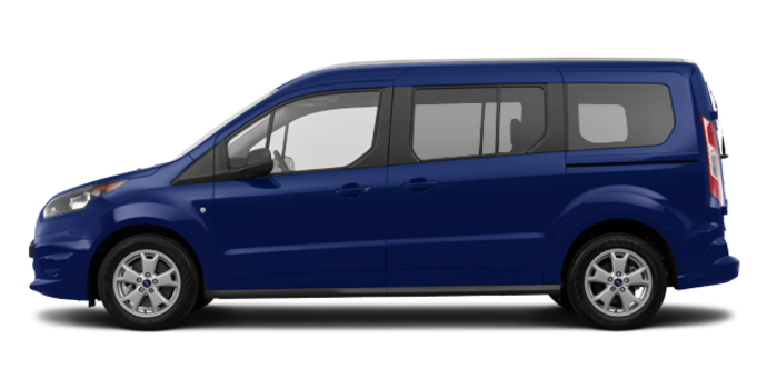 2018 Ford Transit Connect XLT WAGON | Photo 4 | Deep Impact Blue Metallic
