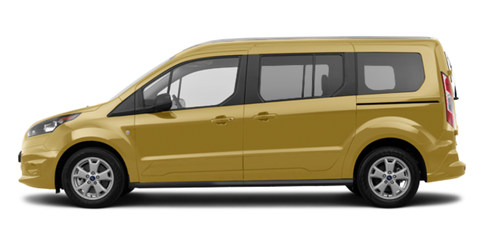 2018 Ford Transit Connect XLT WAGON | Photo 4 | Solar Metallic