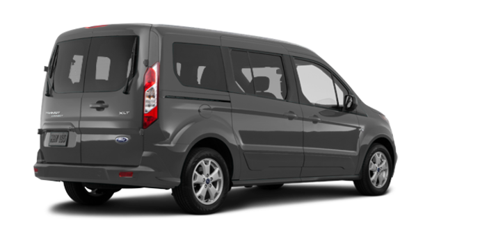 2018 Ford Transit Connect XLT WAGON | Photo 5 | Magnetic Metallic