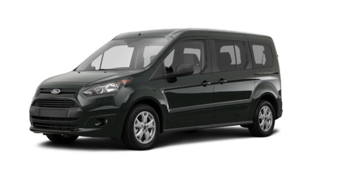 2018 Ford Transit Connect XLT WAGON | Photo 6 | Guard Metallic