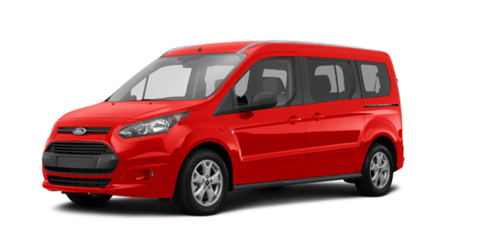 2018 Ford Transit Connect XLT WAGON | Photo 6 | Race Red