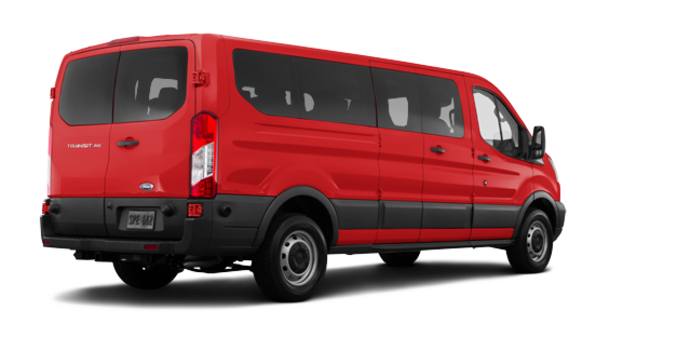 2018 Ford Transit WAGON XL | Photo 5 | Race Red