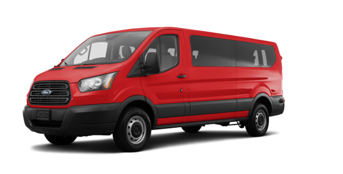 2018 Ford Transit WAGON XL | Photo 6 | Race Red