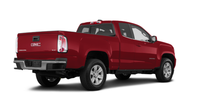 2018 GMC Canyon SLE | Photo 5 | Red quartz tintcoat