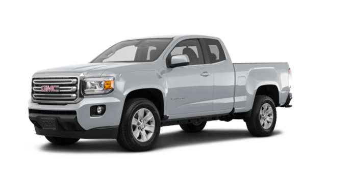 2018 GMC Canyon SLE | Photo 6 | Quicksilver Metallic