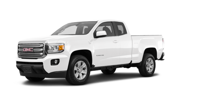 2018 GMC Canyon SLE | Photo 6 | Summit White