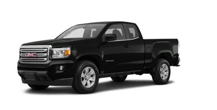2018 GMC Canyon SLE | Photo 6 | Onyx Black
