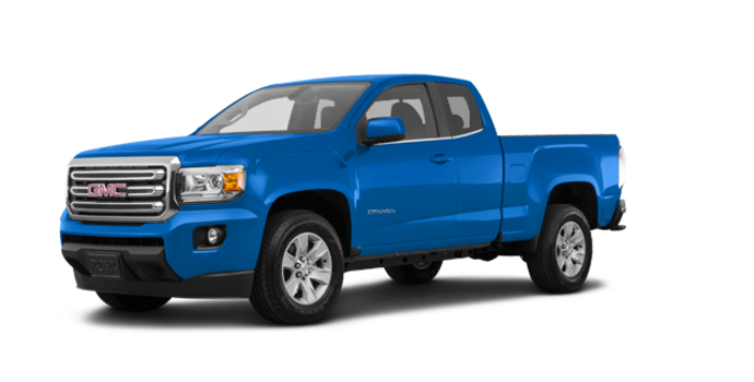 2018 GMC Canyon SLE | Photo 6 | Marine Blue Metallic