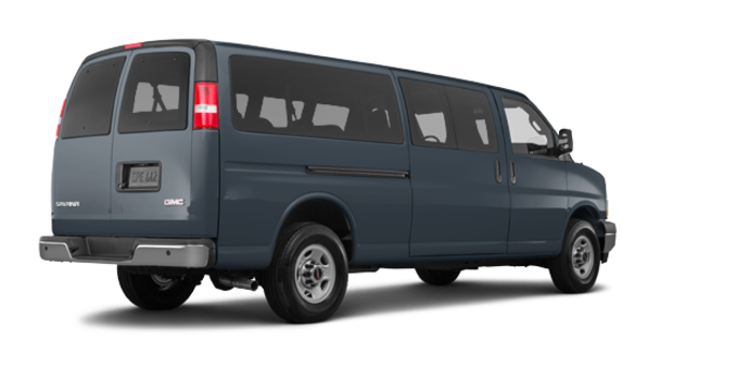 2018 GMC Savana 3500 PASSENGER LT | Photo 5 | Dark Slate Metallic