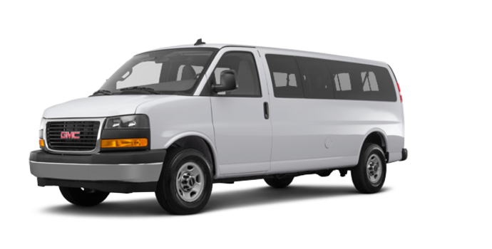2018 GMC Savana 3500 PASSENGER LT | Photo 6 | Quicksilver Metallic