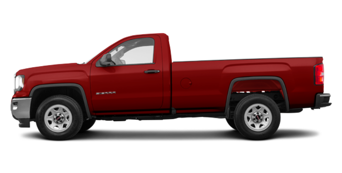 2018 GMC Sierra 1500 BASE | Photo 4 | Cardinal Red