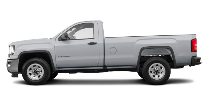 2018 GMC Sierra 1500 BASE | Photo 4 | Quicksilver Metallic