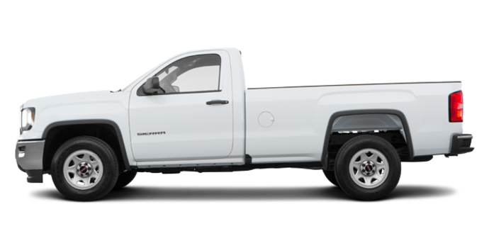 2018 GMC Sierra 1500 BASE | Photo 4 | Summit White