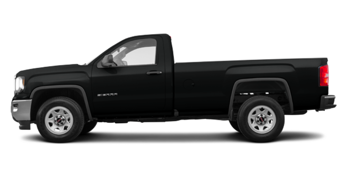 2018 GMC Sierra 1500 BASE | Photo 4 | Onyx Black
