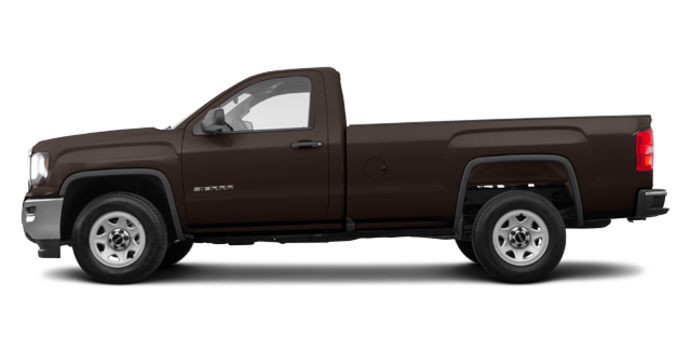 2018 GMC Sierra 1500 BASE | Photo 4 | Deep Mahogany Metallic