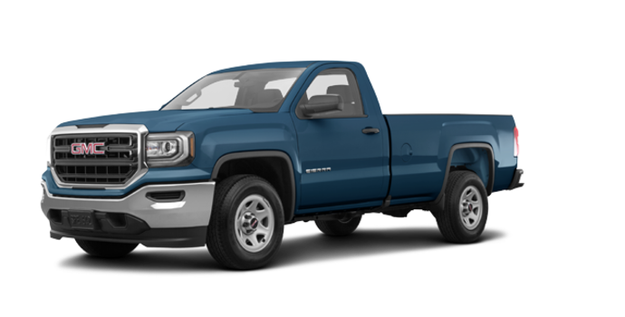 2018 GMC Sierra 1500 BASE | Photo 6 | Stone Blue Metallic