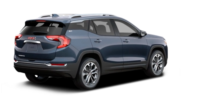 2018 GMC Terrain SLT | Photo 5 | Blue steel metallic