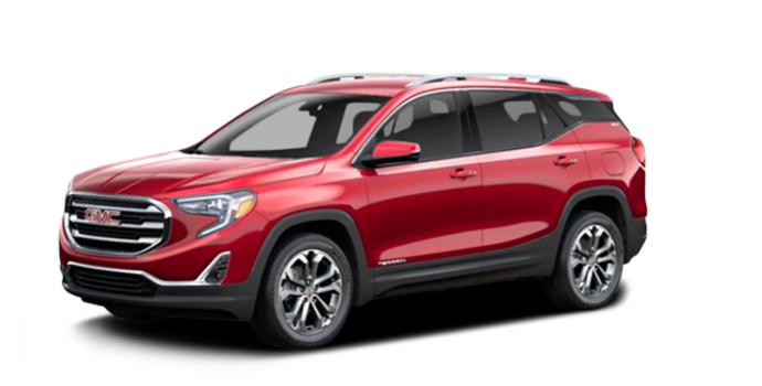 2018 GMC Terrain SLT | Photo 6 | Red quartz tintcoat