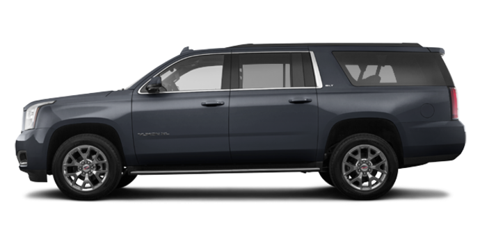 2018 GMC Yukon XL SLT | Photo 4 | Satin steel metallic